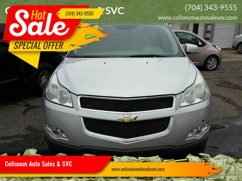 2010 Chevrolet Traverse for sale at Coliseum Auto Sales & SVC in Charlotte NC