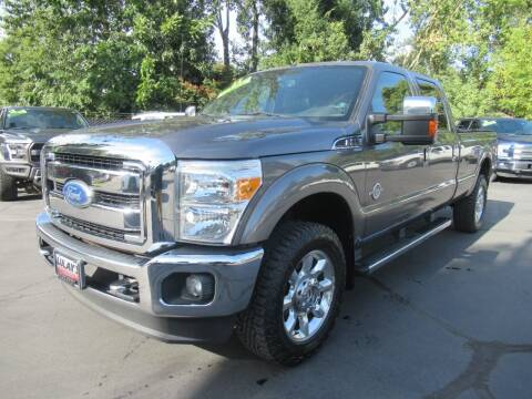 2011 Ford F-350 Super Duty for sale at LULAY'S CAR CONNECTION in Salem OR