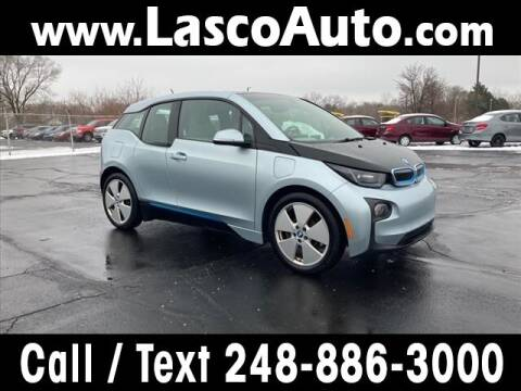 2014 BMW i3 for sale at Lasco of Waterford in Waterford MI