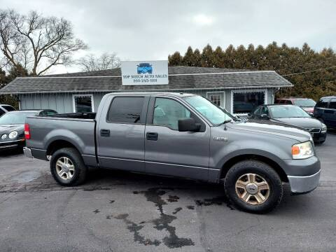 2008 Ford F-150 for sale at Top Notch Auto Sales LLC in Bluffton IN