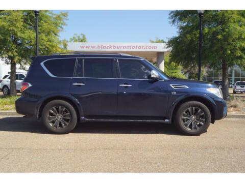 2019 Nissan Armada for sale at BLACKBURN MOTOR CO in Vicksburg MS