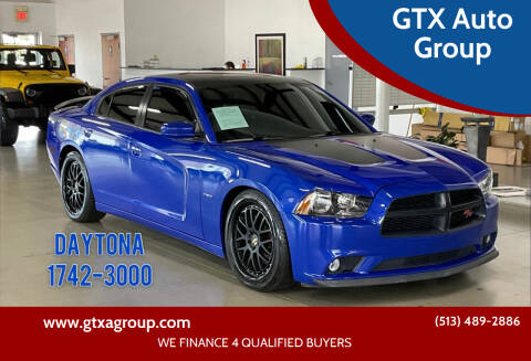 2013 Dodge Charger for sale at UNCARRO in West Chester OH
