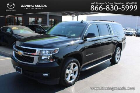 2016 Chevrolet Suburban for sale at Bening Mazda in Cape Girardeau MO