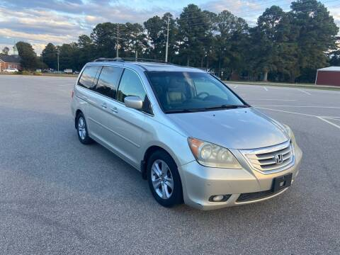 2009 Honda Odyssey for sale at Carprime Outlet LLC in Angier NC