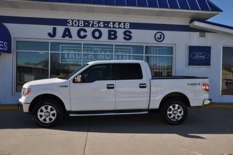 2014 Ford F-150 for sale at Jacobs Ford in Saint Paul NE