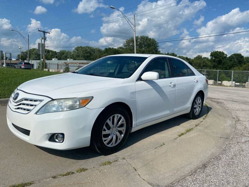 2010 Toyota Camry for sale at Xtreme Auto Mart LLC in Kansas City MO