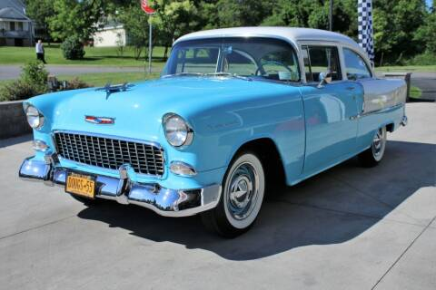 1955 Chevrolet 210 for sale at Great Lakes Classic Cars in Hilton NY