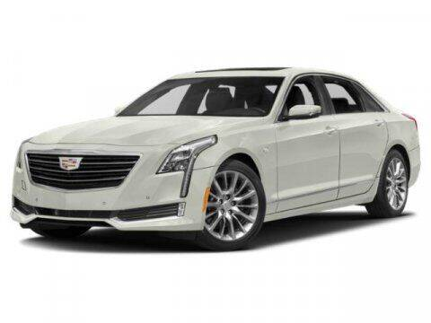 2018 Cadillac CT6 for sale at BILLY D SELLS CARS! in Temecula CA