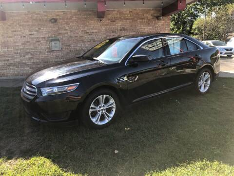 2016 Ford Taurus for sale at Murdock Used Cars in Niles MI