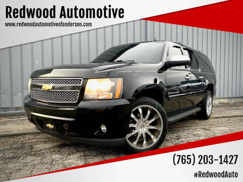 2008 Chevrolet Suburban for sale at Redwood Automotive in Anderson IN