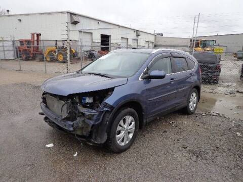2013 Honda CR-V for sale at S & M IMPORT AUTO in Omaha NE