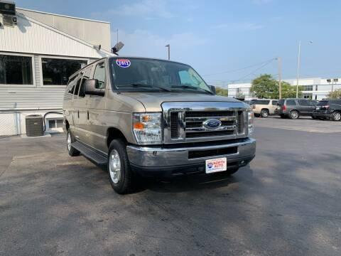 2012 Ford E-Series Wagon for sale at 355 North Auto in Lombard IL