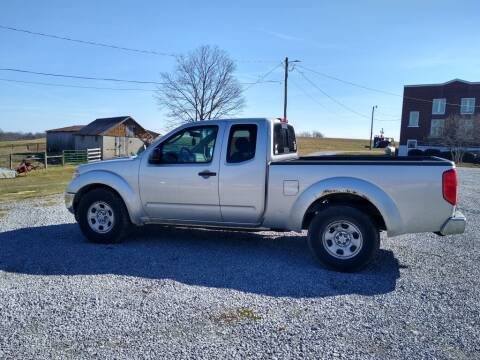 2009 Nissan Frontier for sale at Dealz on Wheelz in Ewing KY