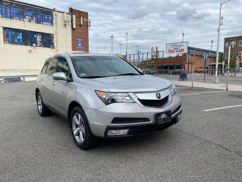 2013 Acura MDX for sale at JG Auto Sales in North Bergen NJ