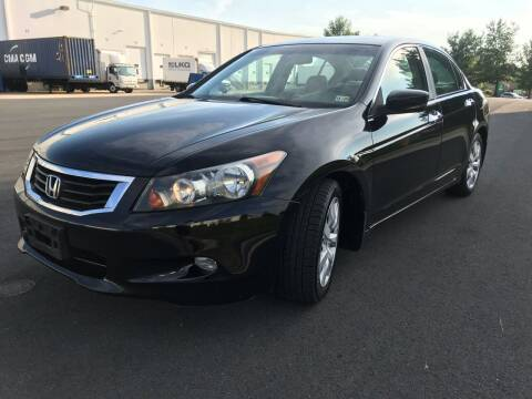 2008 Honda Accord for sale at Aren Auto Group in Sterling VA