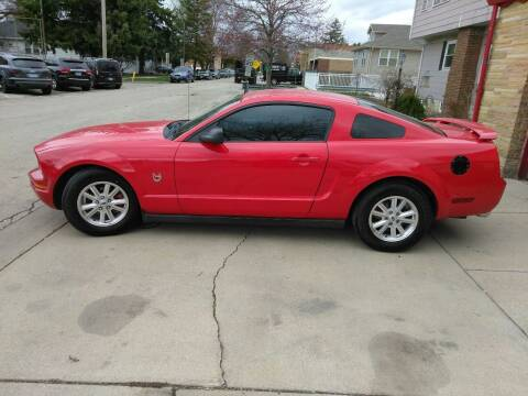 2009 Ford Mustang for sale at Grand River Auto Sales in River Grove IL