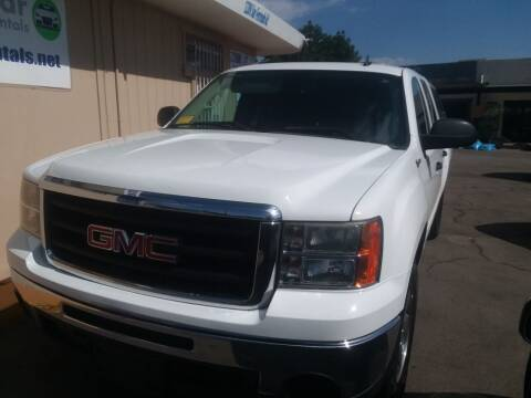 2010 GMC Sierra 1500 Hybrid for sale at ZOOM CARS LLC in Sylmar CA