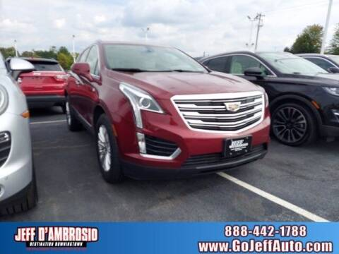 2018 Cadillac XT5 for sale at Jeff D'Ambrosio Auto Group in Downingtown PA