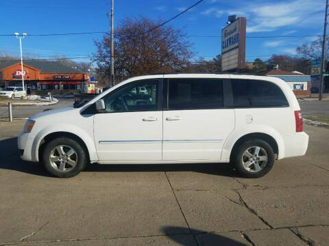 2009 Dodge Grand Caravan for sale at RIVERSIDE AUTO SALES in Sioux City IA