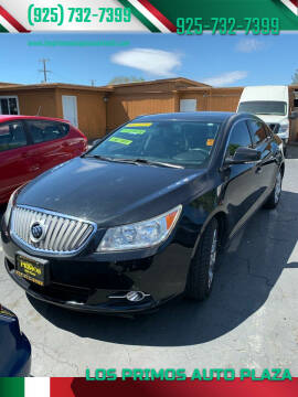 2010 Buick LaCrosse for sale at Los Primos Auto Plaza in Antioch CA