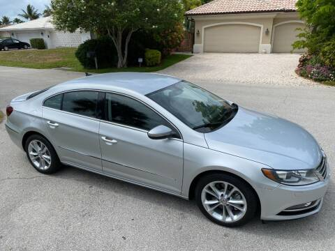 2013 Volkswagen CC for sale at Exceed Auto Brokers in Lighthouse Point FL