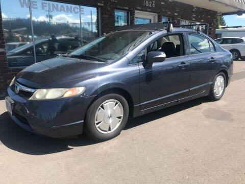 2008 Honda Civic for sale at Chuck Wise Motors in Portland OR