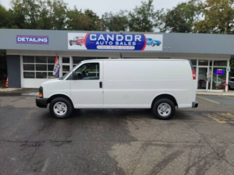 2004 Chevrolet Express Cargo for sale at CANDOR INC in Toms River NJ