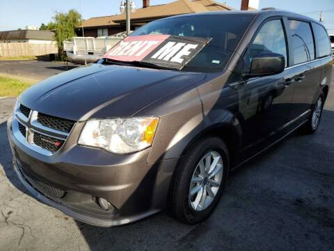 2020 Dodge Grand Caravan for sale at THE TRAIN AUTO SALES & RENTALS in Taylors SC