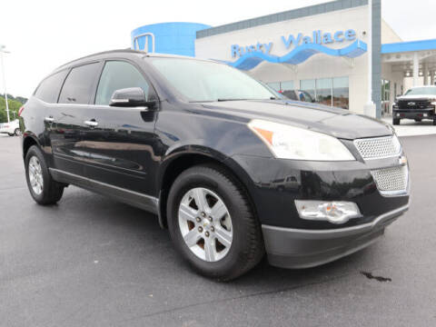 2010 Chevrolet Traverse for sale at RUSTY WALLACE HONDA in Knoxville TN