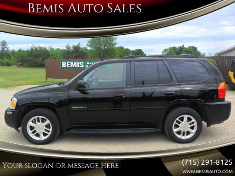 2009 GMC Envoy for sale at Bemis Auto Sales in Crivitz WI