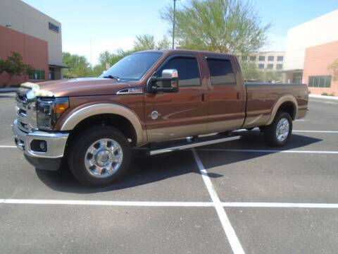 2012 Ford F-350 Super Duty for sale at COPPER STATE MOTORSPORTS in Phoenix AZ