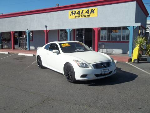 2008 Infiniti G37 for sale at Atayas Motors INC #1 in Sacramento CA