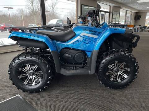 2021 CF Moto CFORCE for sale at LaBelle Sales & Service in Bridgewater MA