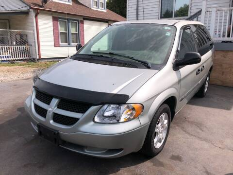 2002 Chrysler Town and Country for sale at Marti Motors Inc in Madison IL