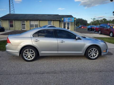 2011 Ford Fusion for sale at Mox Motors in Port Charlotte FL