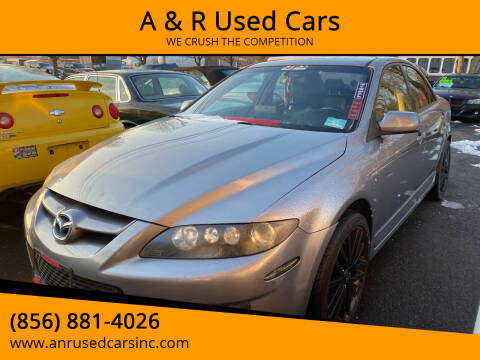 2007 Mazda MAZDASPEED6 for sale at A & R Used Cars in Clayton NJ