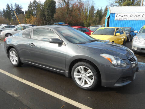 2013 Nissan Altima for sale at Lino's Autos Inc in Vancouver WA