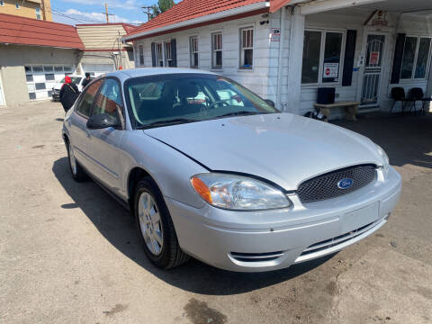 2006 Ford Taurus for sale at STS Automotive in Denver CO