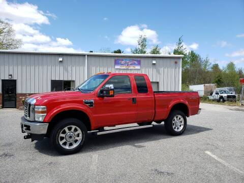 2009 Ford F-350 Super Duty for sale at GRS Auto Sales and GRS Recovery in Hampstead NH