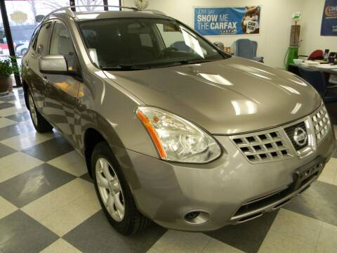 2010 Nissan Rogue for sale at Lindenwood Auto Center in St.Louis MO