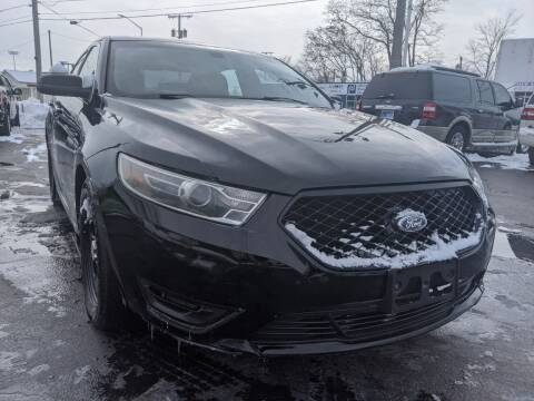 2013 Ford Taurus for sale at GREAT DEALS ON WHEELS in Michigan City IN
