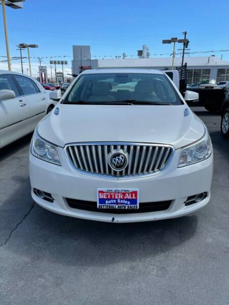 2011 Buick LaCrosse for sale at Better All Auto Sales in Yakima WA