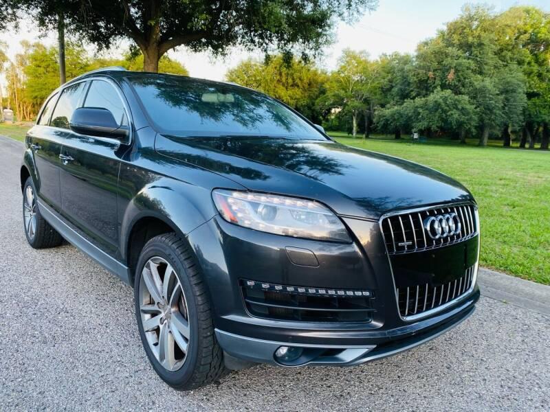 2011 Audi Q7 for sale at FLORIDA MIDO MOTORS INC in Tampa FL