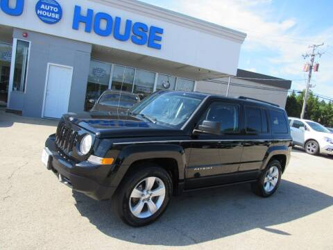 2013 Jeep Patriot for sale at Auto House Motors in Downers Grove IL