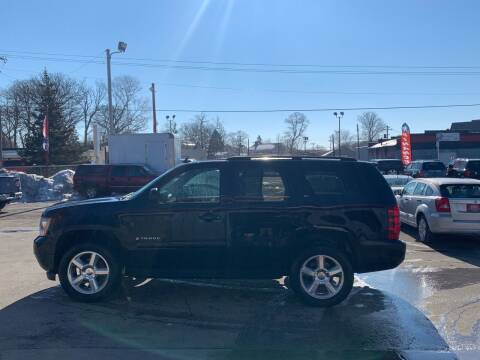 2008 Chevrolet Tahoe for sale at Autoplex 2 in Milwaukee WI