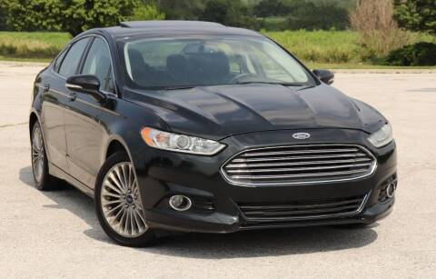 2014 Ford Fusion for sale at Big O Auto LLC in Omaha NE