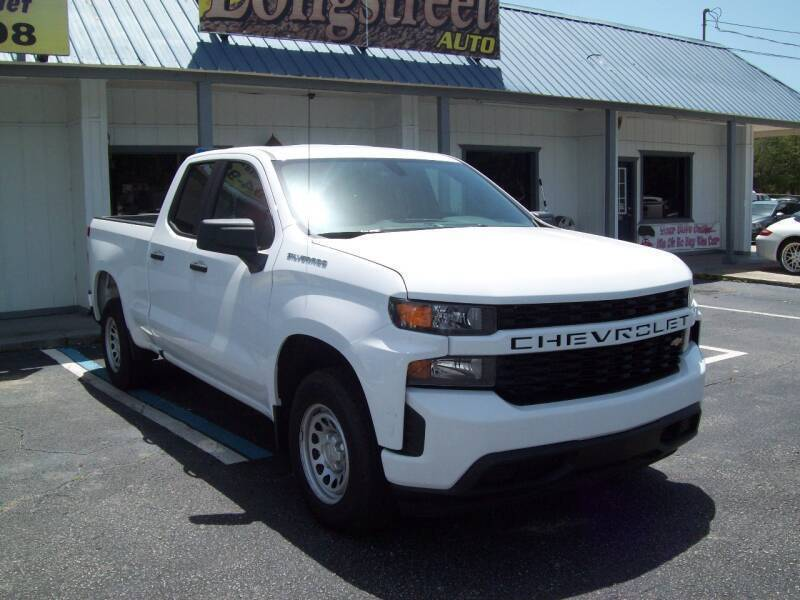 2019 Chevrolet Silverado 1500 for sale at LONGSTREET AUTO in St Augustine FL