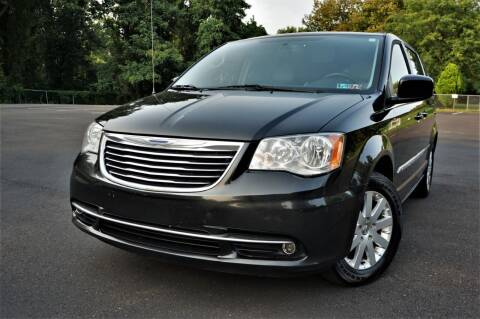 2015 Chrysler Town and Country for sale at Speedy Automotive in Philadelphia PA
