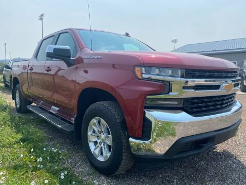 2019 Chevrolet Silverado 1500 for sale at FAST LANE AUTOS in Spearfish SD