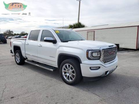 2018 GMC Sierra 1500 for sale at GATOR'S IMPORT SUPERSTORE in Melbourne FL